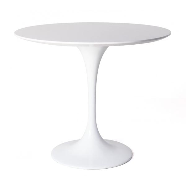 エーロ・サーリネン チューリップテーブル 90(デザイナーズ家具)