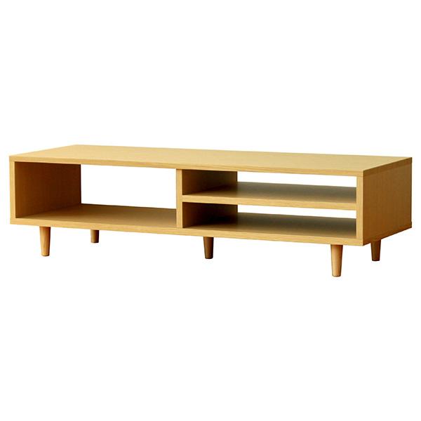リビングテーブル シンプルな北欧ナチュラル 幅120