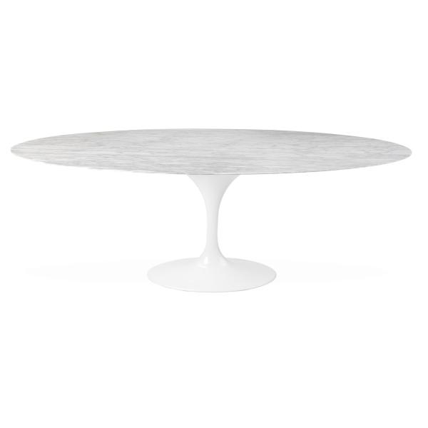 エーロ・サーリネン チューリップテーブル オーバル(デザイナーズ家具)
