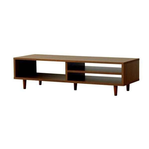 【送料無料】 高級家具 モダンなデザインのセンターテーブル ウォールナット 日本製