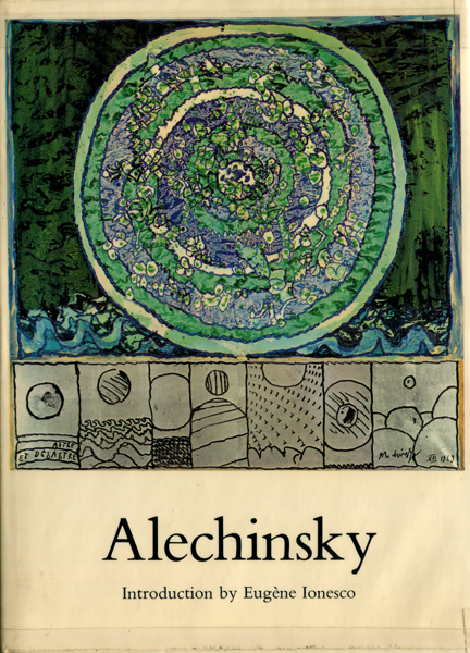Alechinsky Introduction by Eugene Ionesco