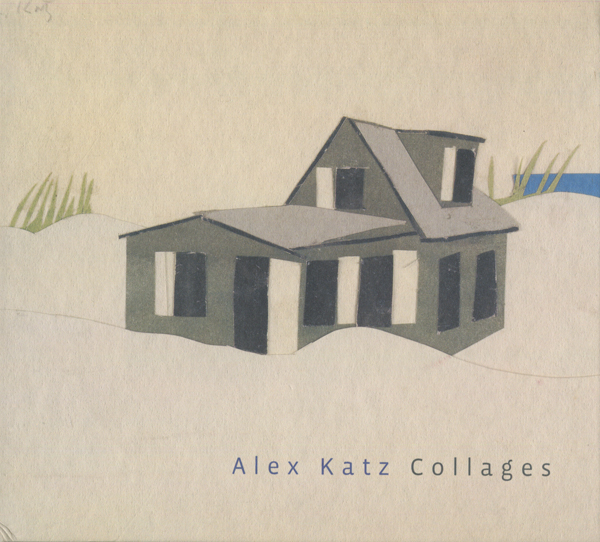 Alex Katz: Collages
