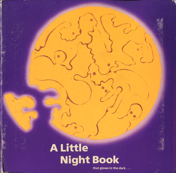Keith Godard & Emmet Williams: A little Night Book
