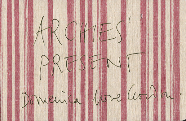 Domenica More Gordon: ARCHIES' PRESENT