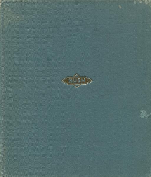 Bill Brandt: Literary Britain