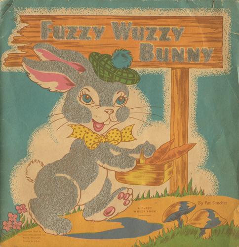 Fuzzy Wuzzy Bunny