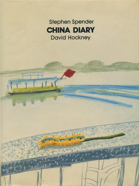 David Hockney, Stephen Spender: China Diary
