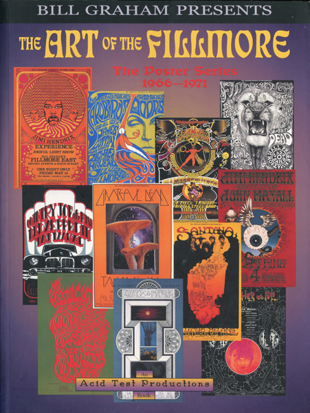 The Art of The Fillmore 1966-1971