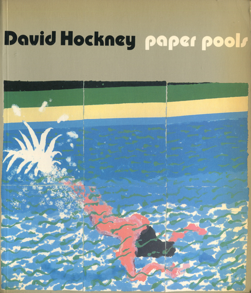 David Hockney: Paper Pools