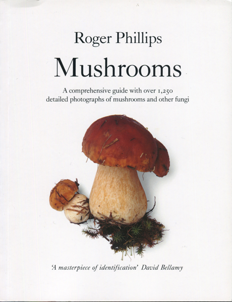 Mushrooms and other fungi of Great Britain and Europe