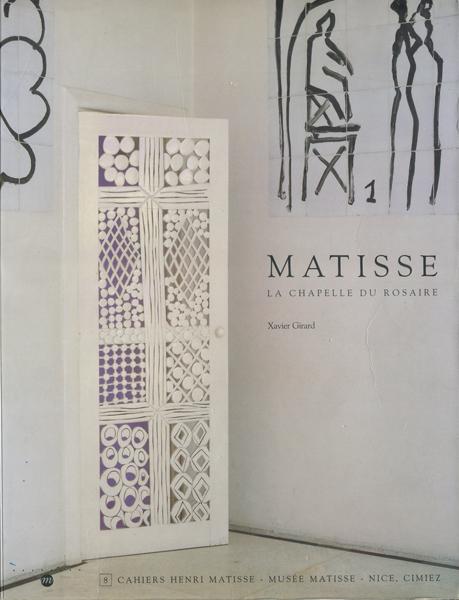 Matisse - la chapelle du rosaire