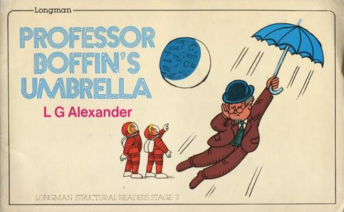professor boffins umbrella