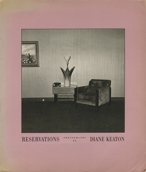 Diane Keaton: Reservations