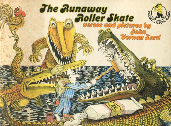 John Vernon Lord: The Runaway Roller Skate