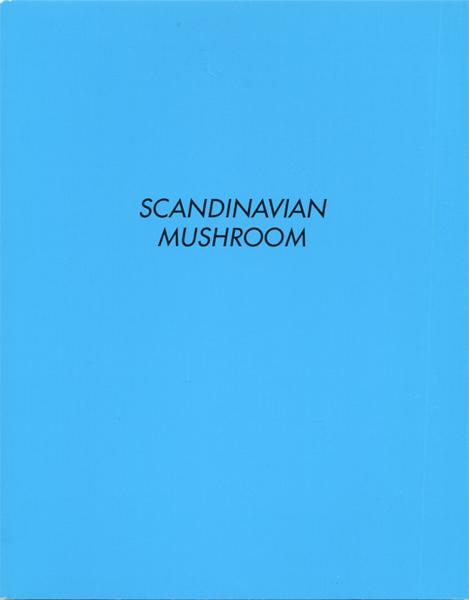 SCANDINAVIAN MUSHROOM