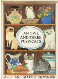 AN OWL AND THREE PUSSYCATS