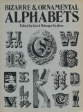 bizarre ornamental alphabets