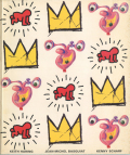 Keith Haring, Jean-Michel Basquiat, Kenny Scharf: In Your Face