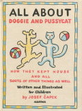 josef capek all about doggie and pussycat