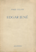 paul celan edgar jene