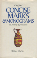 Concise Marks & Monograms on Pottery & Porcelain