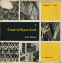 Ernst Rottger: Creative Paper Craft 1