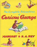 the complete advantures of curious george