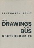 Ellsworth Kelly: Drawings on a Bus 1954