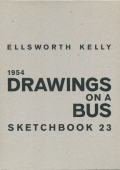 Ellsworth Kelly: Drawings on a Bus 1954