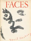 David Hockney: Faces