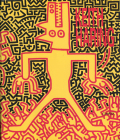 Keith Haring: HEAVEN AND HELL