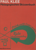 Paul Klee: Padagogisches Skizzenbuch