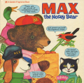 max the nosey bear