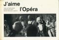 J'aime l'Opera