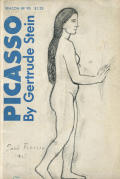 PICASSO by Gertrude Stein