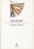 Gio Ponti: Cento lettere