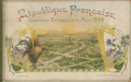 Republique Francaise - Exposition Universelle de Paris 1900