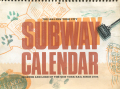 THE 1991 NEW YORK CITY SUBWAY CALENDAR