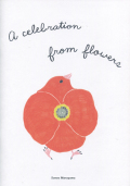 A celebration from flowers