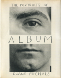 ALBUM - The Portraits of Duane Michals 1958-1988