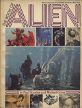 Paul Scanlon & Michael Gross: The Book of Alien