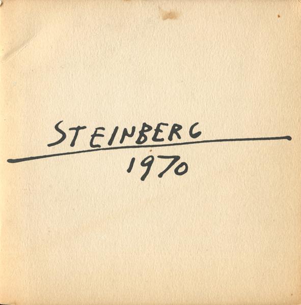 Steinberg 1970