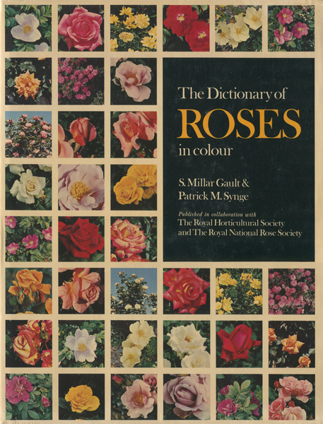 The Dictionary of Roses