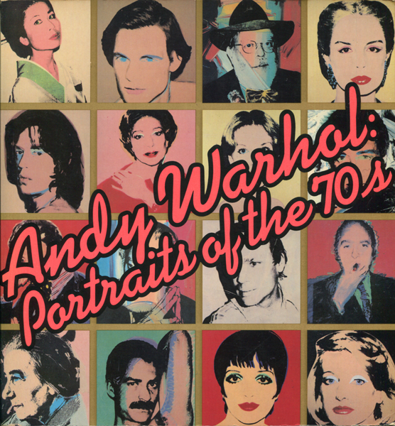 Andy Warhol: Portraits of the 70s
