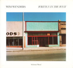 Wim Wenders: Written in the West