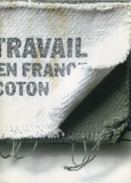 ZUCCa Travail fabrique en France 100% coton
