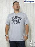(大きいサイズ メンズ 通販 デビルーズ)Champion(チャンピオン)「NY−19」TEE