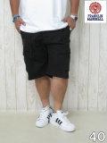 (大きいサイズ メンズ 通販 デビルーズ)FRANKLIN&MARSHALL「CARGO」ショーツ