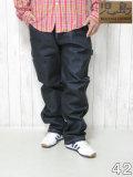 (大きいサイズ メンズ 通販 デビルーズ)児島ジーンズ「23oz PAINTER」ジーンズ