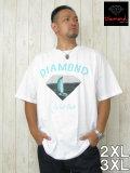 DIAMOND SUPPLY CO.(ダイヤモンドサプライ)「OG YACHT CLUB」TEE<ホワイト>
